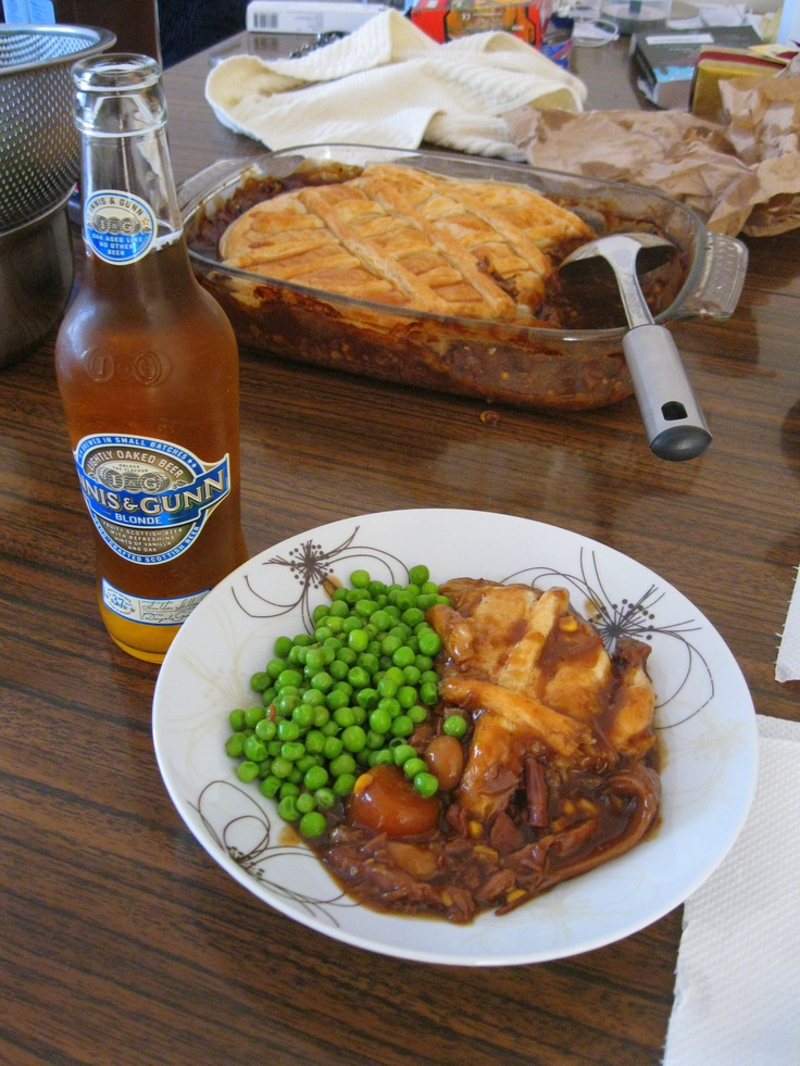 Steak and Ale pie | Yummy Recipes !! | Pinterest