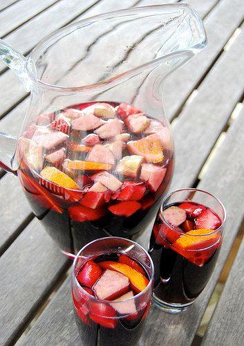 Classic Sangria | Drinks! | Pinterest