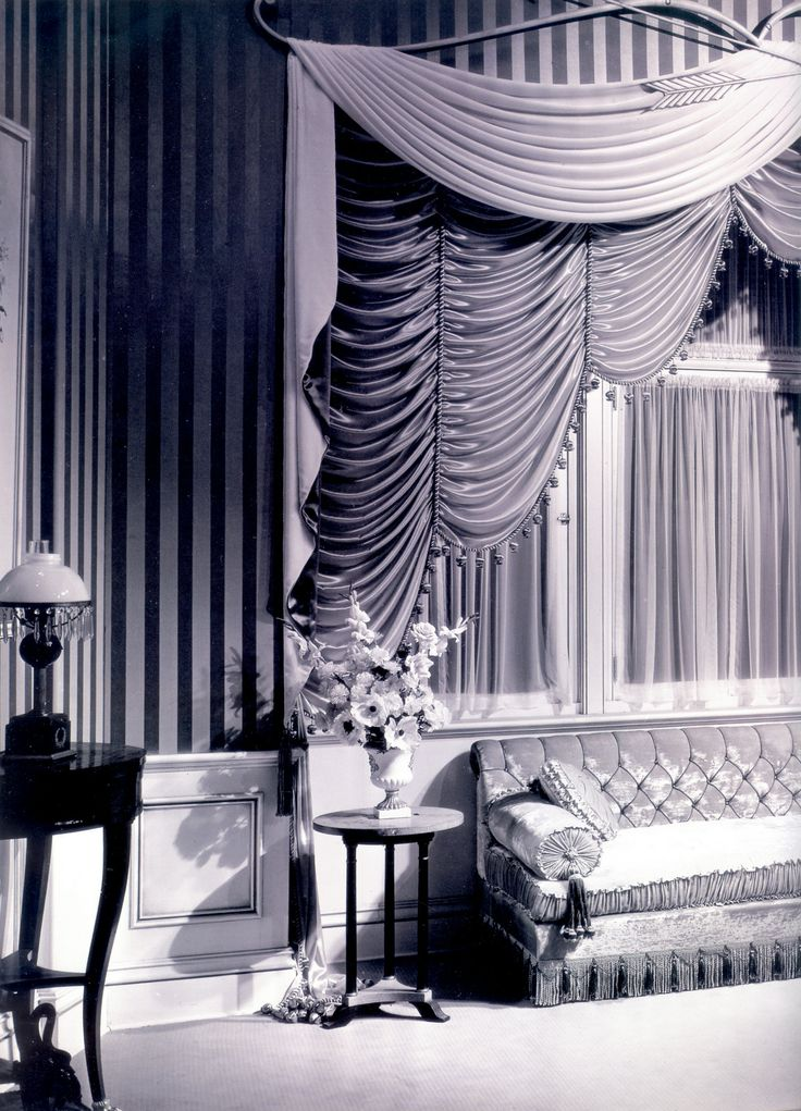 Regency Redux This Set Design Of The 1930 39 S Shows How