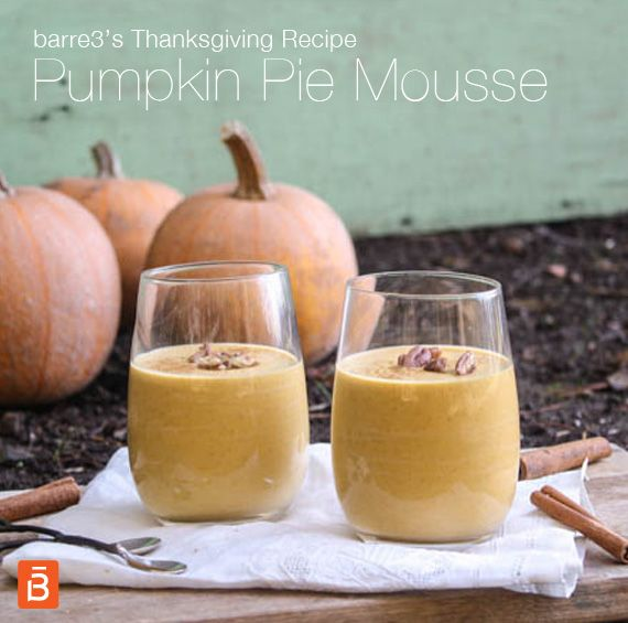 get your mousse on donna s dark chocolate mousse chocolate pumpkin ...