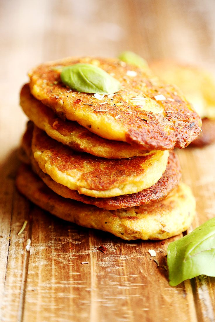 Crispy Hash Browns - Recipes, Starch Foods - Divine Healthy Food