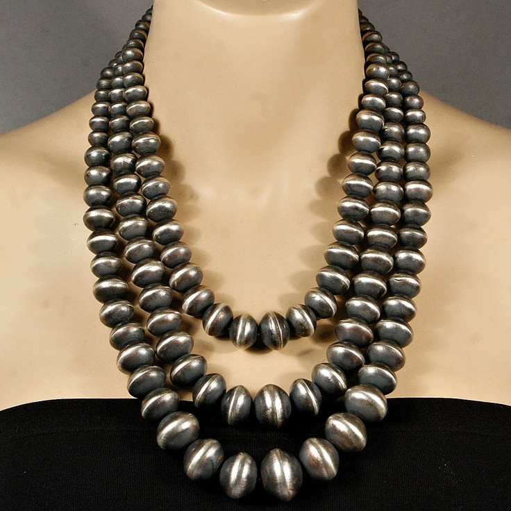 andy cadman quot navajo pearls quot necklace jewelry