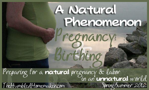Natural Pregnancy Resources