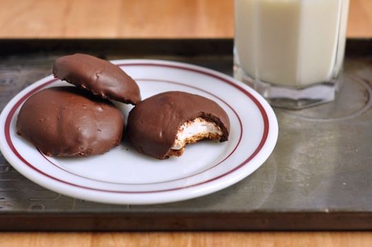 How To Make Homemade Mallomars | Recipe