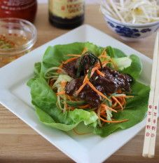 Stir-Fried Vietnamese Beef Salad with Thai Basil and Lime Vinaigrette