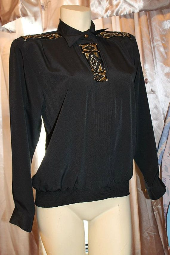 Yves St Clair Studio Blouse 94