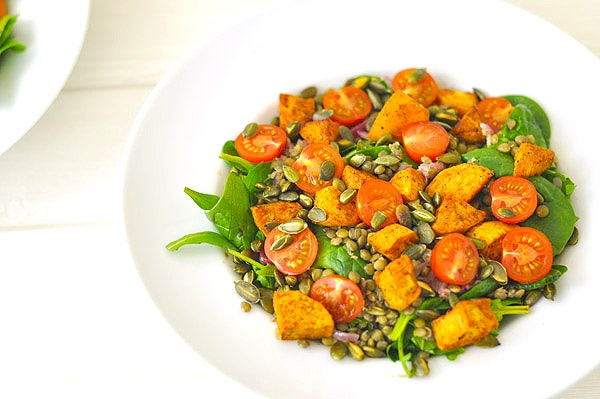 Sweet Potato Salads