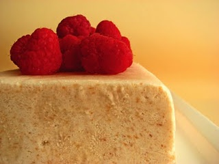 Peach Semifreddo | Recipes-Party Foods-Frozen | Pinterest