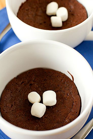 Baked Hot Chocolate | Recipe