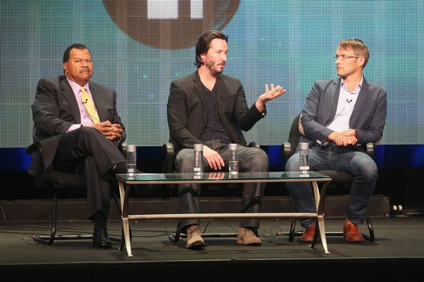 Keanu Reeves - Summer TCA Tour: PBS PanelKeanu Reeves Host/producer