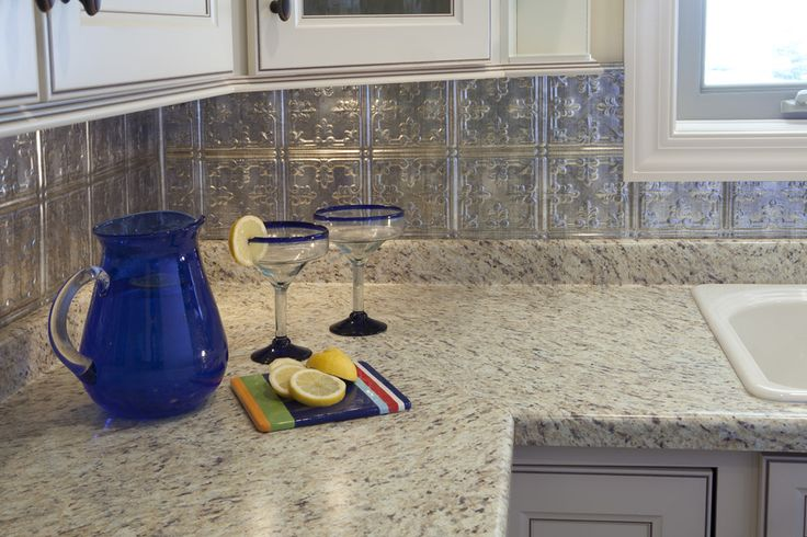 how to install ceiling tiles as a backsplash hgtv download