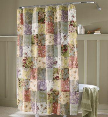 Blooming Prairie Shower Curtain Cottage Style Pinterest