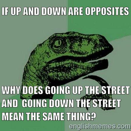 englishmemes.com - Memes for ESL | English Memes | Pinterest