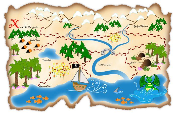 Treasure map template colbro treasure map template ks1 choice image template design ideas maxwellsz
