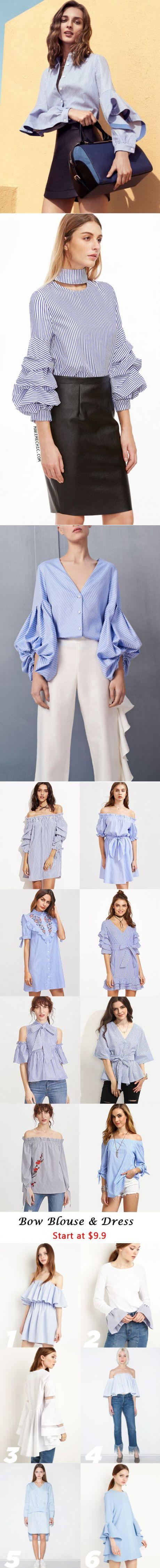 4 интересных варианта переделки мужской рубашки в блузку или платье 99