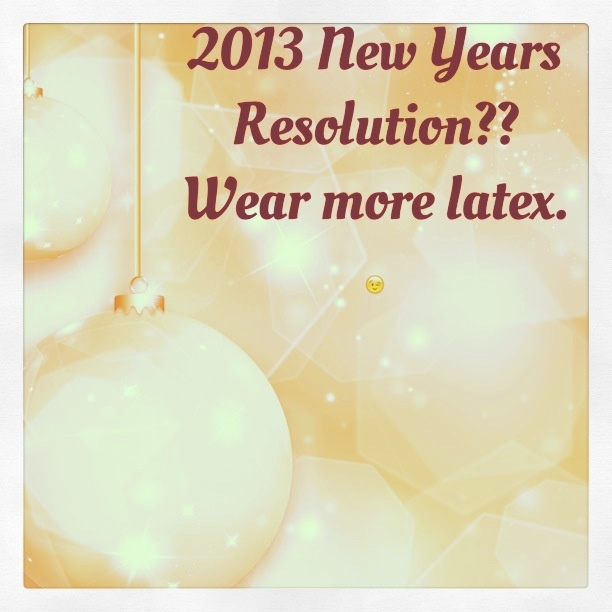 New Years Resolutions. | For My Crazy | Pinterest