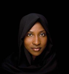 Black African American Muslim Women
