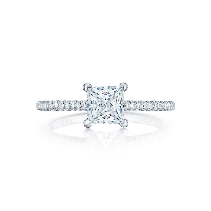 Princess Diamond Ring | engagement rings | Classic | Canadian Jewelry ...