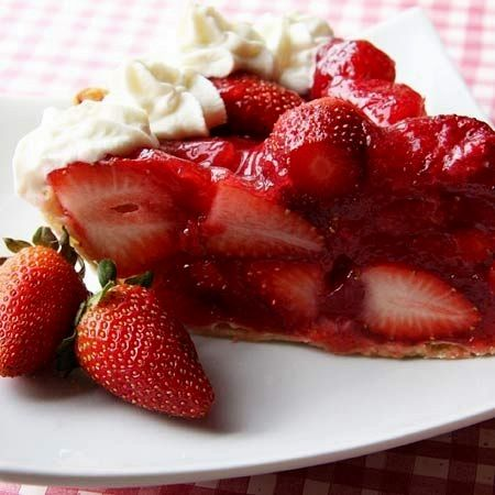 Stuffed-Crust Strawberry Cream Pie Recipes — Dishmaps