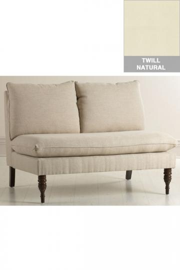 settee need as a bench seat for our dining room