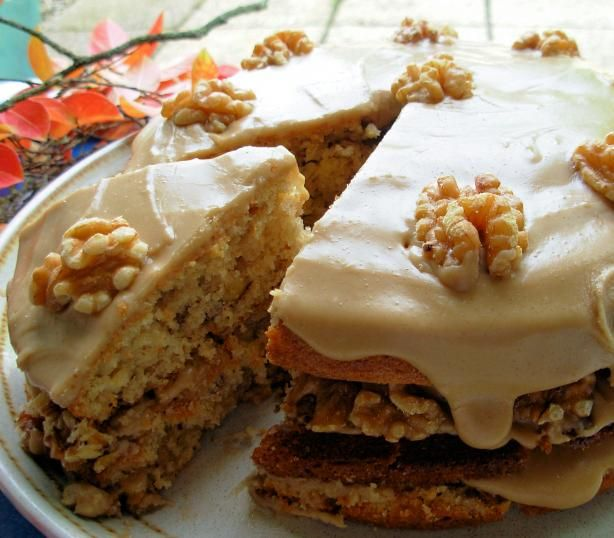 Maple Walnut Layer Cake. Did you know, over 80% of the Maple syrup ...