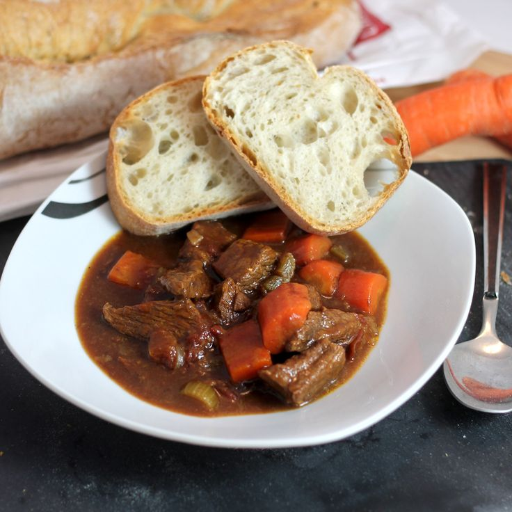 Beef Beer (ale/ stout) Stew. A comforting warm stew that will hit all ...