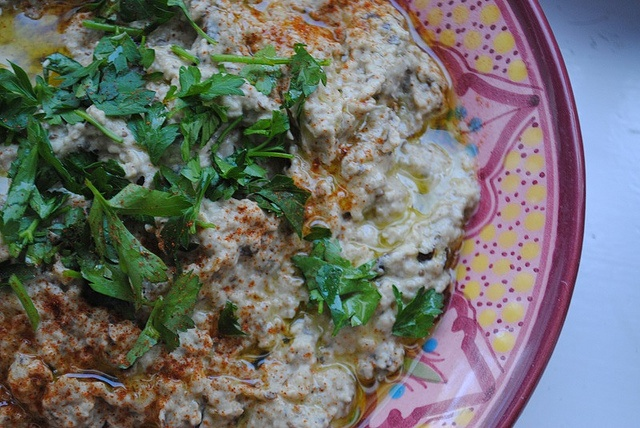 Baba Ghanouj Recipe (Middle Eastern Eggplant Dip) | My Halal Kitchen