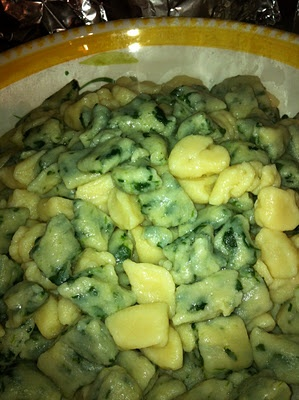 Spinach Ricotta Gnocchi   Dinner Recipes   Pinterest