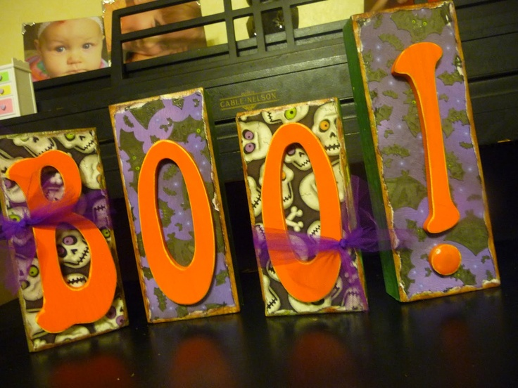 cute halloween decorations holiday decor pinterest