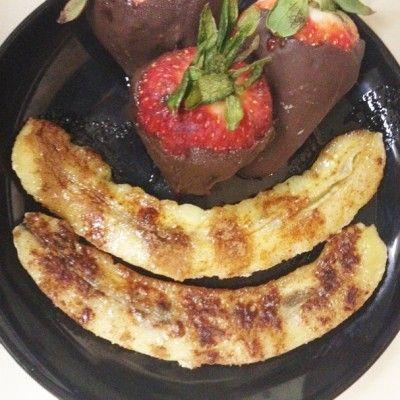 Baked Bananas | yummy pops, desserts, breads & muffins! | Pinterest