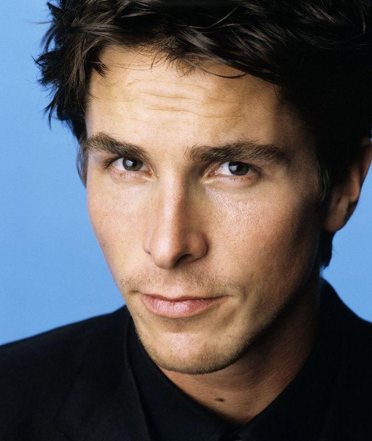 Christian Bale! lol ;-)