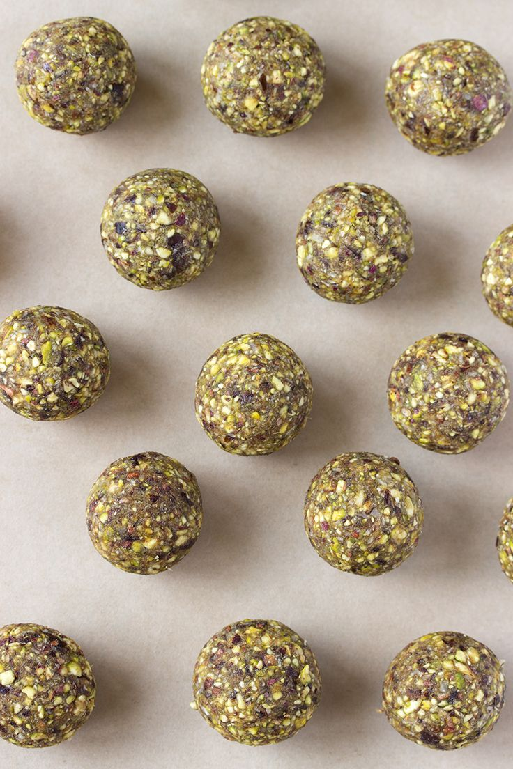 Pistachio Bonbons | Sweets | Pinterest