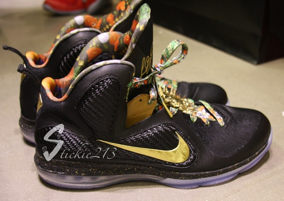 Nike LeBron 9 Watch the ThroneWatch The Throne Lebron 9