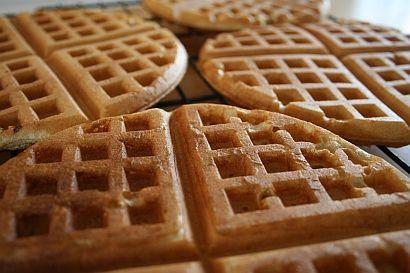 Light 'N Crispy Waffles