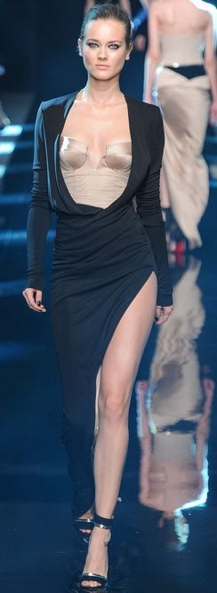 Alexandre Vauthier haute couture, Fall 2013