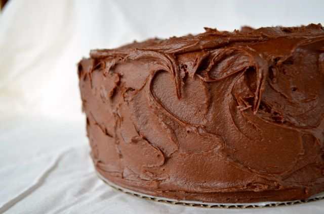 Paleo Chocolate Frosting | Paleo Desserts (Sauces & Frostings) | Pint ...