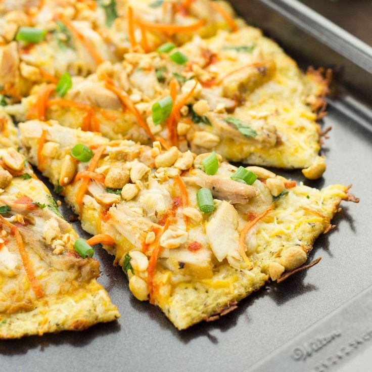Cauliflower Pizza Crust - The Table