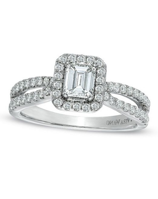 Zales Engagement Rings Vera Wang RINGS&Romance
