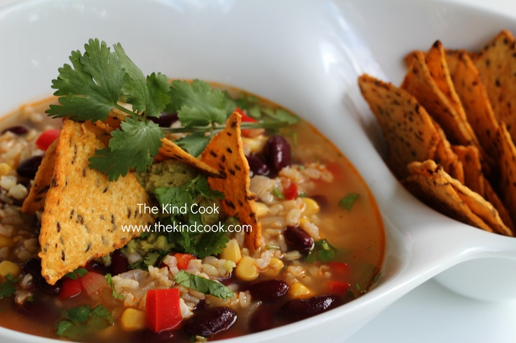 mexican rice and bean soup | Rice and Beans: Simple Dinner | Pintere ...