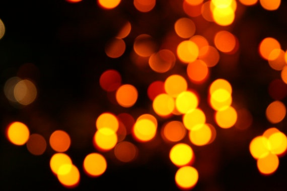 Autumn Lights by Poisonorchid on Etsy, $8.00