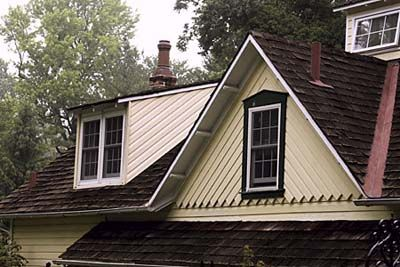 Dormer types for Different types of dormers