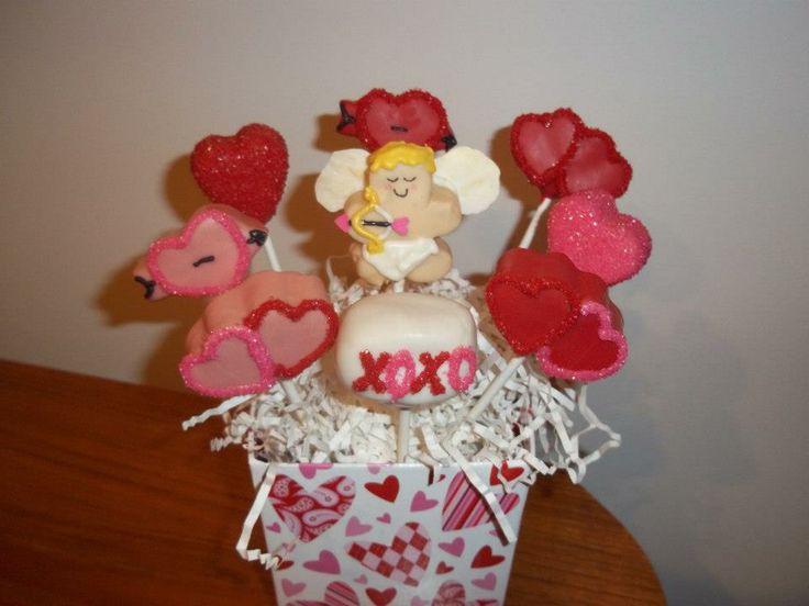 valentine's day cake pops recipe