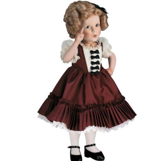 Heidi dollShirley Temple Heidi Doll