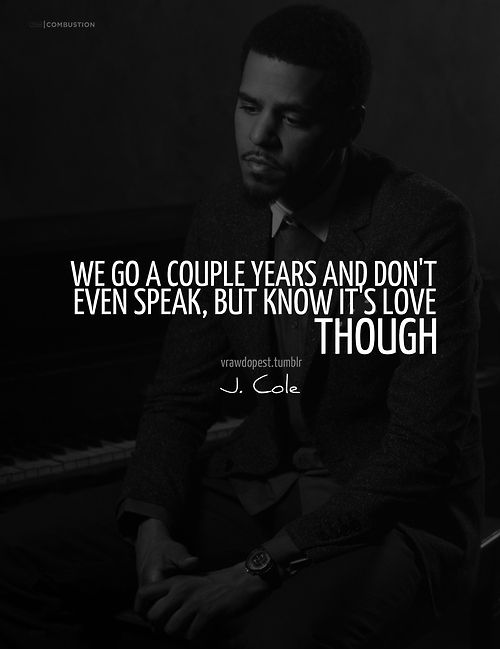 J Cole Life Quotes J Cole Quotes About Gi...