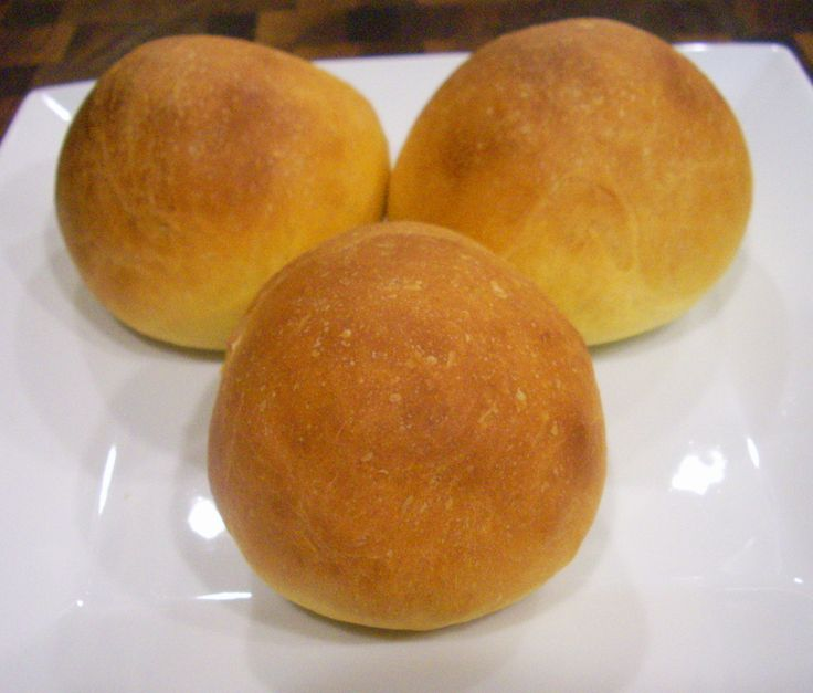Sweet Potato Dinner Rolls | Recipe