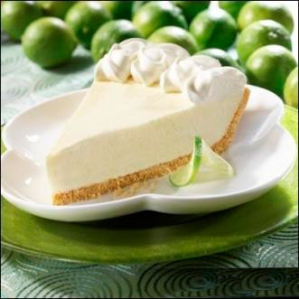 Florida Key Lime Pie... I must find a good recipe for this because it ...