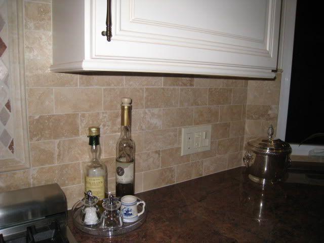 travertine tile backsplash backsplash floors ceilings