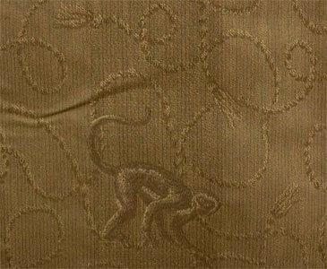 Monkey Upholstery Fabric