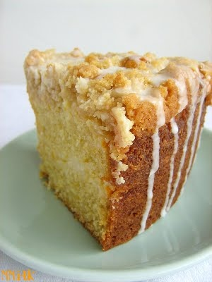 Meyer Lemon Coffee Cake | for the love of lemon | Pinterest