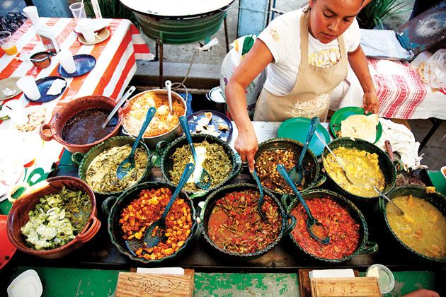 Mexico Bucket List: Eat Street food